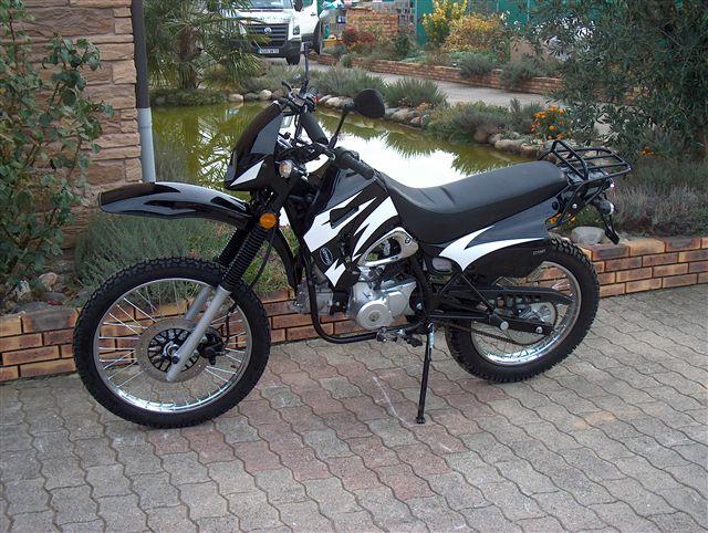 Kinroad Xt 125 16. moto 125cc enduro kinroad